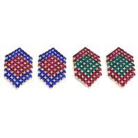 Imagem de Brinco réplica strass - 0515845 Várias Cores