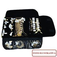 Imagem de Mostruário médio montado 95 peças em Banho de Ouro - 22601