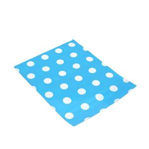 Imagem de Saquinho presente azul com bolinha - 0600020