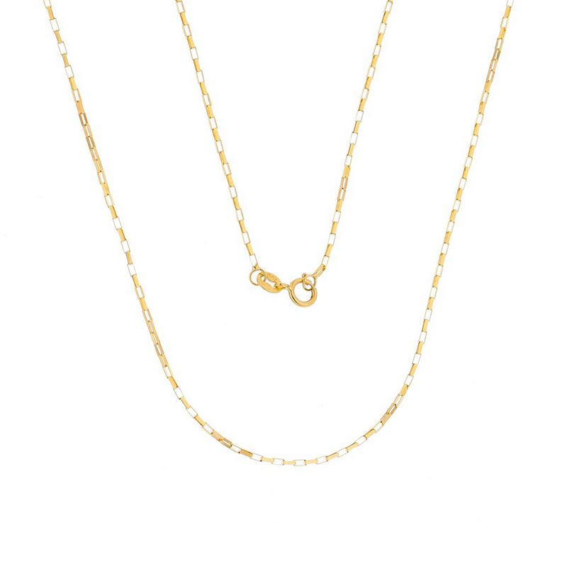 8a1d662b02be9 Status Semi Jóias - 35 anos - Corrente Ouro 18k cartier 50cm - 2000005