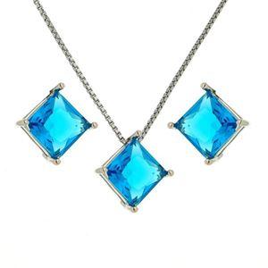 Imagem de Conjunto pedra natural - 1100293 Azul Turmalina