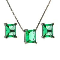 Imagem de Conjunto pedra natural - 1100303 Verde Claro