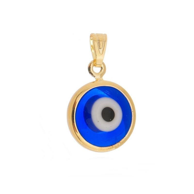 b3c285962dab6 Status Semi Jóias - 35 anos - Pingente olho grego - 0205879