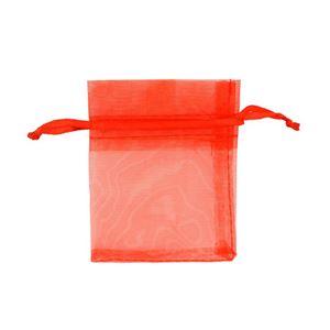 Imagem de Saquinho pequeno tecido vermelho - 0600042