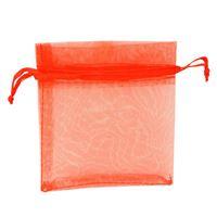 Imagem de Saquinho médio tecido vermelho - 0600045