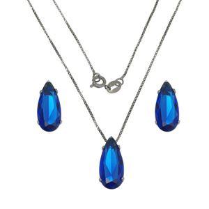 Imagem de Conjunto gota natural azul - 1100453#