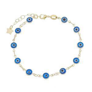 Imagem de Pulseira olho grego azul - 0404483