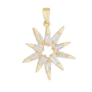 Imagem de Pingente estrela pedras zircônia - 0206130