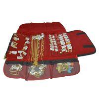 Imagem de Mostruário médio montado 100 peças em Banho de Ouro - 26336
