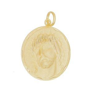 Imagem de Pingente Cristo em chapa trabalhada - 0206169