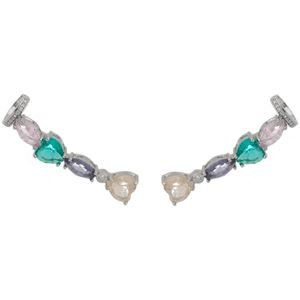 Imagem de Brinco ear cuff pedras fusion - 0520671*