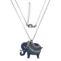 Imagem de Corrente elefante pedras zircônia - 0303909