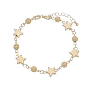 Imagem de Pulseira estrelas e bolas diamantada - 0404689