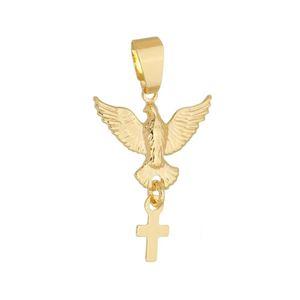 Imagem de Pingente Espírito Santo e cruz - 0206817