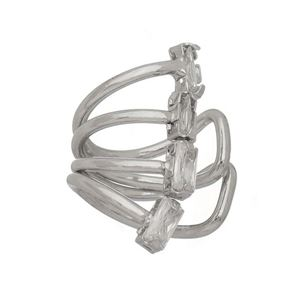 Imagem de Piercing de pressão fios com pedras - 0206806