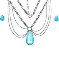 Imagem de Conjunto gota natural azul - 1100897