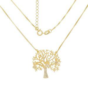 Imagem de Corrente árvore da vida pedras zircônia - 0304643