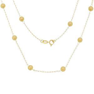 Imagem de Corrente com bolas diamantadas - 0304641