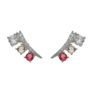 Imagem de Brinco ear cuff pedras zircônia - 0520672*