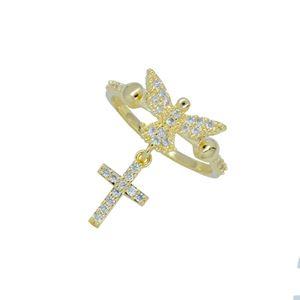Imagem de Anel espírito santo com pingente - 0106739