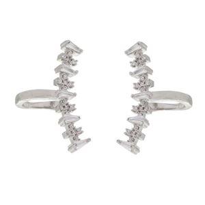 Imagem de Brinco ear cuff com pedras - 0523073*