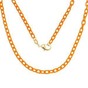 Imagem de Corrente cartier laranja; 44cm - 0305082