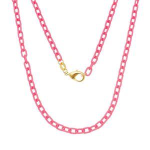 Imagem de Corrente cartier pink; 44cm - 0305083