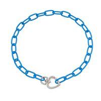 Imagem de Corrente cartier azul; 45cm - 0305111