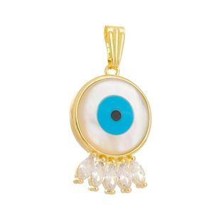 Imagem de Pingente olho grego com zircônia - 0207031
