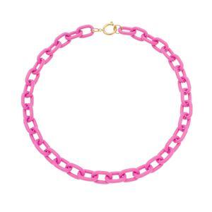 Imagem de Corrente cartier rosa; 45cm - 0305116