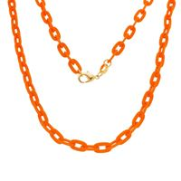 Imagem de Corrente cartier laranja; 43cm - 0305152