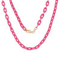 Imagem de Corrente cartier pink; 43cm - 0305151