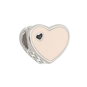 Imagem de Pingente berloque coração rosa - 0207143