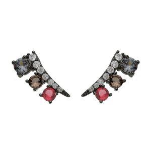 Imagem de Brinco ear cuff pedras zircônia - 0523460
