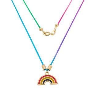 Imagem de Corrente fita com arco-íris colorido - 0305275
