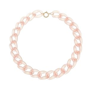 Imagem de Corrente grumê 19mm rosa claro - 0305289