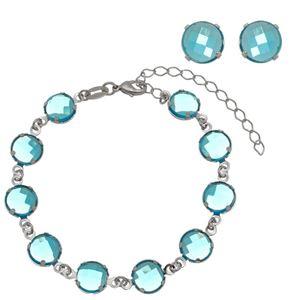 Imagem de Conjunto com pedras azul - 1101008