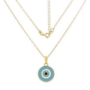 Imagem de Corrente olho grego azul; 40cm - 0305079