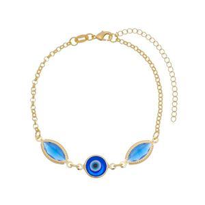 Imagem de Pulseira olho grego azul - 0405574